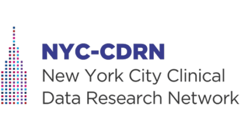 NYC-CDRN New York City Clinical Data Research Network Logo