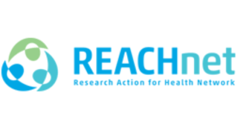 REACHnet Research Action for Health Network Logo